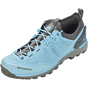Mammut Alnasca Knit Low Shoes Women whisper-graphite